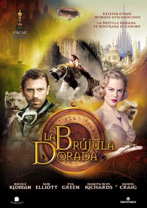 la brujula dorada (dvd)-8422632055593