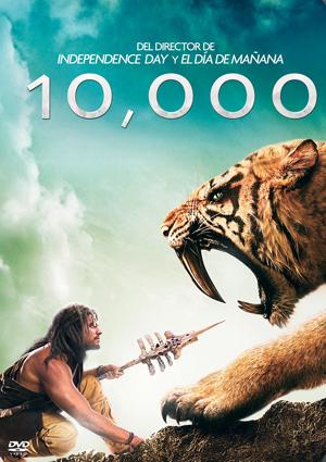 10.000 (emmerich) (dvd)-7321930139688