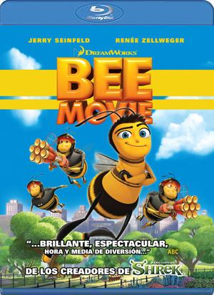bee movie (blu-ray)-8432975932536