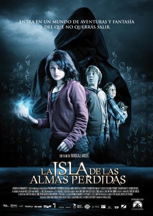 la isla de las almas perdidas (dvd)-8414906835284