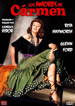 los amores de carmen    (dvd)-8436037886089
