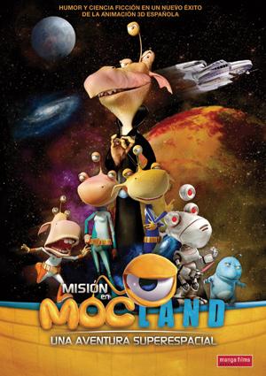 mision en mocland. una aventura superespacial-8420172054687