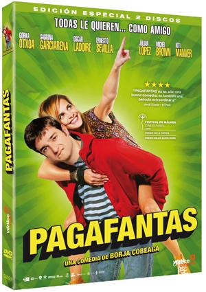 pagafantas edicion especial 2 discos  dvd-8420172056506