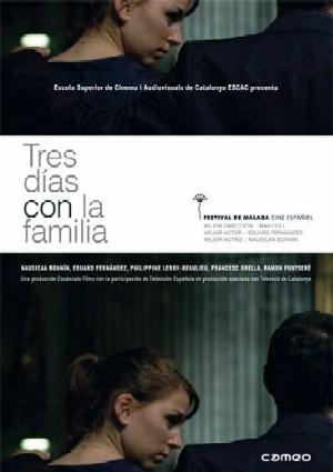 tres dias con la familia (dvd)-8436027576631