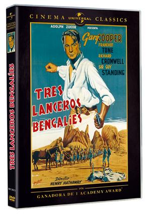 tres lanceros bengalies-5050582734256