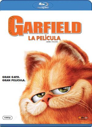 garfield (blu-ray)-8420266951632