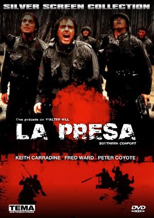 la presa: silver screen collection (dvd)-8436533820624
