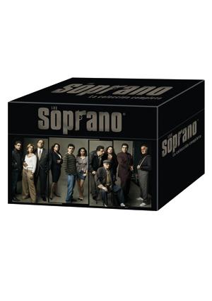 los soprano: la coleccion completa (dvd)-5051893036008
