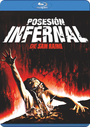 posesion infernal (evil dead) (blu-ray)-8414533068512