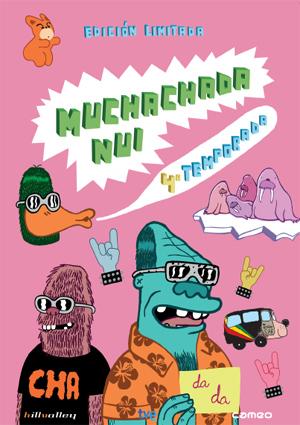 muchachada nui: 4ª temporada. edicion limitada (dvd)-8436027578406