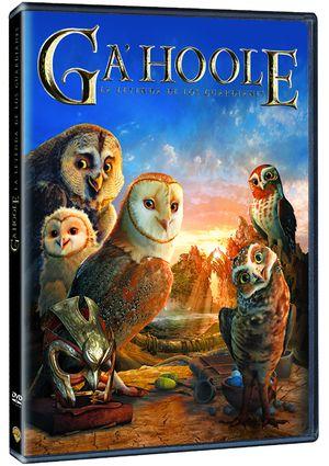 gahoole, la leyenda de los guardianes (dvd)-5051893045680