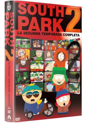 south park: la segunda temporada completa (dvd)-8414906701534