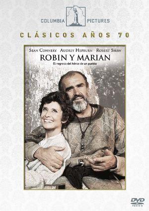 robin y marian: clasicos años 70 (dvd)-8414533076777
