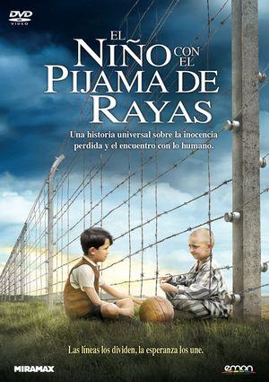 EL NIÑO CON EL PIJAMA DE RAYAS (DVD) de Mark Herman