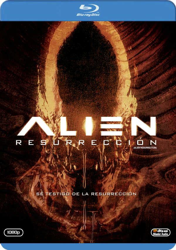 alien 4 resurreccion - blu ray --8420266956521
