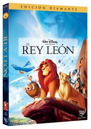 el rey leon: edicion diamante (dvd)-8717418326333