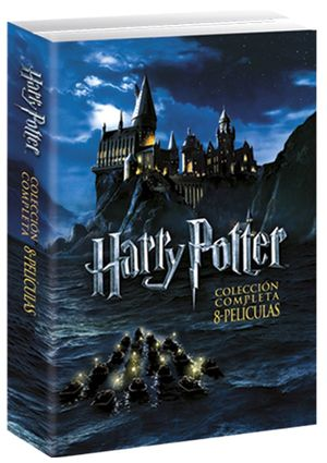 pack harry potter: la saga completa (dvd)-5051893084757