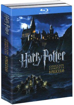 pack harry potter: la saga completa (blu-ray)-5051893084764