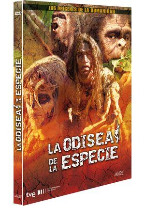 la odisea de la especie (dvd)-8421394535251