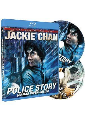 police story (armas invencibles) (combo blu-ray + dvd)-8414533077163