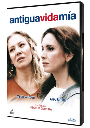 antigua vida mia (dvd)-8421394535657