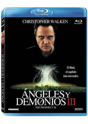 angeles y demonios 3 (blu-ray)-8435153714719