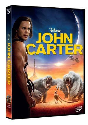 john carter (dvd)-8717418348977