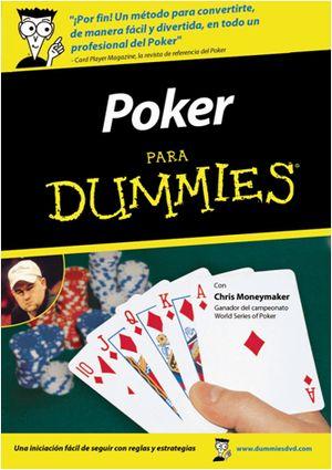 poker para dummies (dvd)-8436533822437