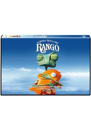 rango: edicion horizontal (dvd)-8414906490360