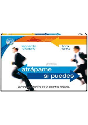atrapame si puedes: edicion horizontal (dvd)-8432974624630