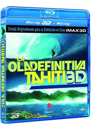 la ola definitiva tahiti (blu-ray 3d)-8414906923790