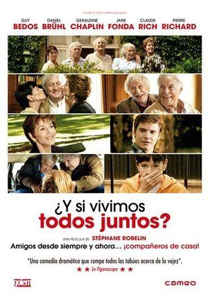 ¿y si vivimos todos juntos? (dvd)-8436540901613