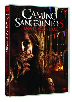camino sangriento 5: linaje canibal (dvd)-8420266964366