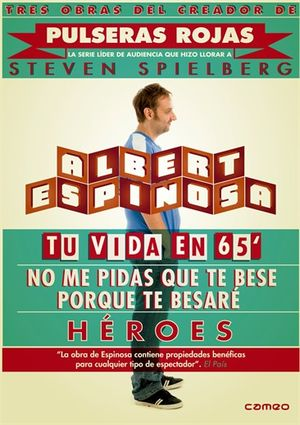 pack albert espinosa (dvd)-8436540902351
