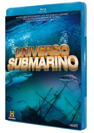 universo submarino (blu-ray)-8421394400870