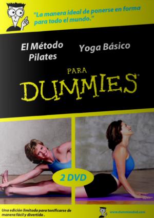 para dummies: el metodo pilates + yoga basico (dvd)-8436533823946