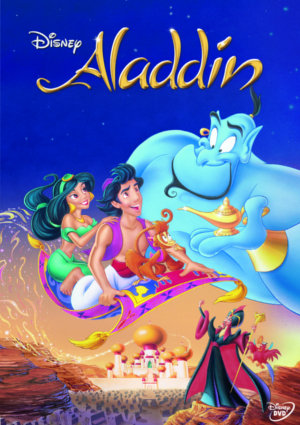 aladdin (dvd)-8717418305420