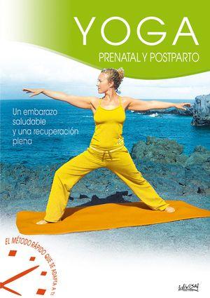 especial yoga: prenatal y posparto (dvd)-8421394540101