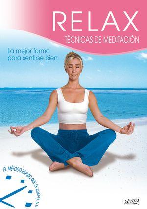 tecnicas de meditacion (dvd)-8421394540255