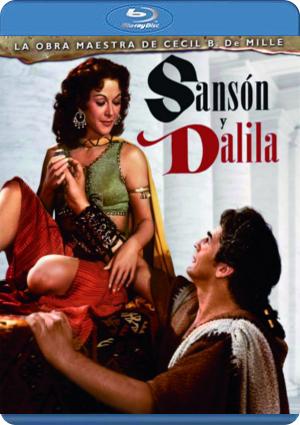 sanson y dalila (1949) (blu-ray)-8414906970497