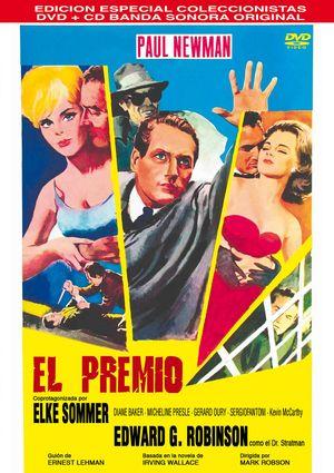 el premio (1963) (dvd+cd)-8436548869984