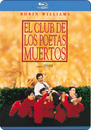el club de los poetas muertos (blu-ray)-8421394402096