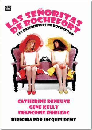 las señoritas de rochefort (dvd)-8436541009271