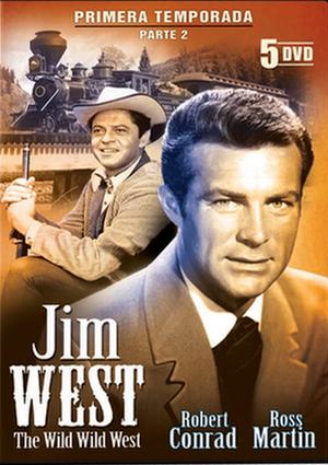 jim west: temporada 1 parte 2 (dvd)-8436022320413
