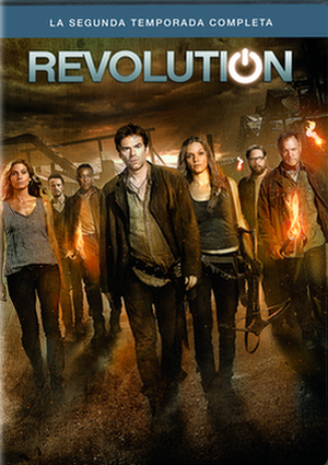 revolution: temporada 2 (dvd)-5051893168655