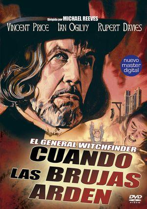 cuando las brujas arden (dvd)-8436558190061