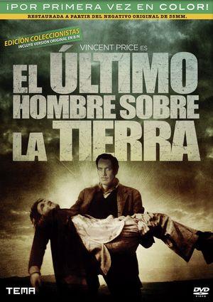 ultimo hombre sobre la tierra, el (first time in color) (dvd)-8436533826503