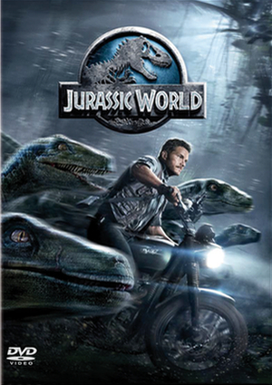jurassic world (dvd)-8414906787743