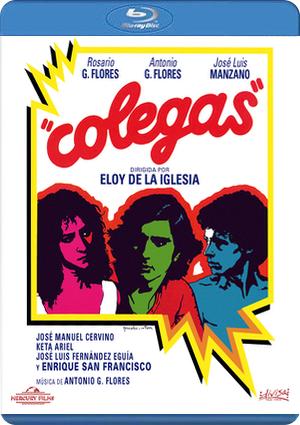 colegas (blu-ray)-8421394404717