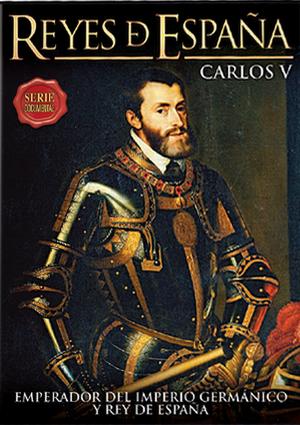 carlos v. reyes de españa (dvd)-8436022324268